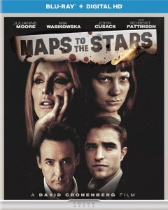 Maps to the Stars Box Cover Art