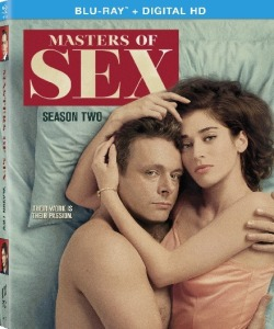 Masters of Sex Season 2 Blu-Ray Box Cover Art