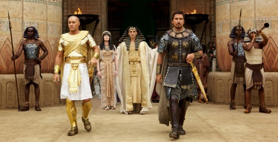 Now Available to Own Exodus Gods and Kings, Penguins of Madagascar, Annie, and More