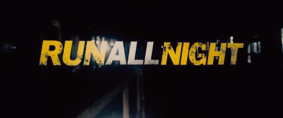 Run All Night Movie Title Logo