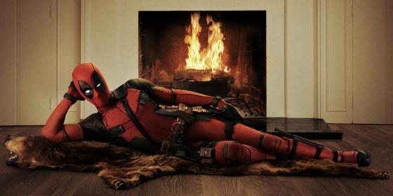 Ryan Reynolds Tweets First Image of 'Deadpool' in Costume