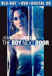 The Boy Next Door Blu-ray Box Cover Art