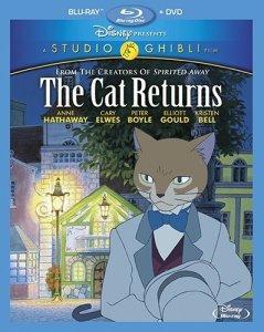 The Cat Returns Blu-Ray Box Cover Art