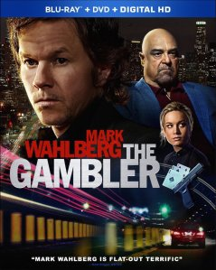 The Gambler Blu-Ray Box Cover Art