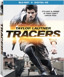 Tracers Blu-Ray Box Cover Art