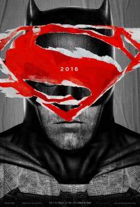 Batman v Superman Dawn of Justice IMAX Character Poster