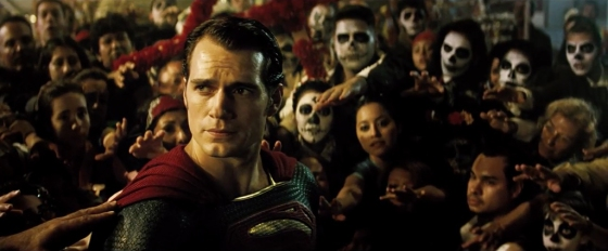 Batman v Superman Teaser Screenshot Henry Cavill 1