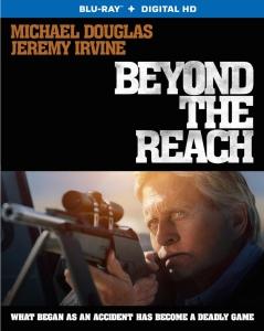 Beyond the Reach Blu-Ray Box Cover Art