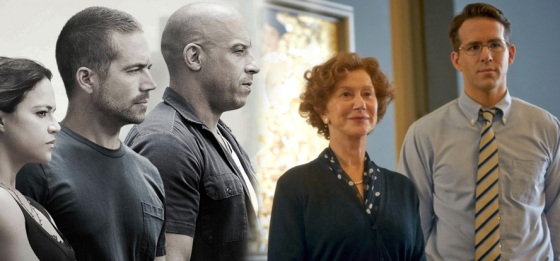 Box Office Battlefield 'Furious 7' vs. 'Woman in Gold'