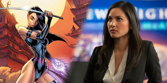 Bryan Singer Confirms Olivia Munn as Psylocke for X-Men Apocalypse