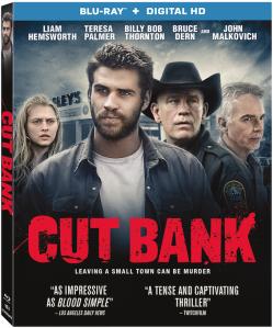 Cut Back Blu-ray Box Cover Art