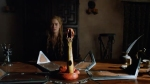 Game of Thrones Season 5 Screenshot Cersei Lannister Lena Headey Sand Viper Snakes Box