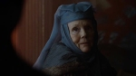 Game of Thrones Season 5 Screenshot Diana Rigg Olenna Tyrell