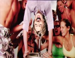 Hillary Clinton Instagram Pictures White House Correspondents' Dinner 2015 Keg Stand