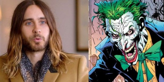 Jared Leto's Joker Makeover