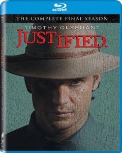 Justified The Final Season Blu-Ray Box Cover Art