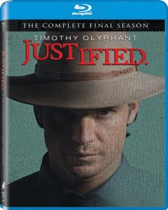 Justified The Final Season Blu-Ray Box Cover Art