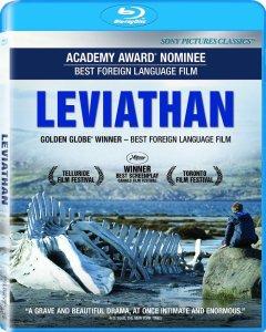 Leviathan Blu-ray Box Cover Art