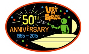 Lost in Space 50th Anniversary Logo