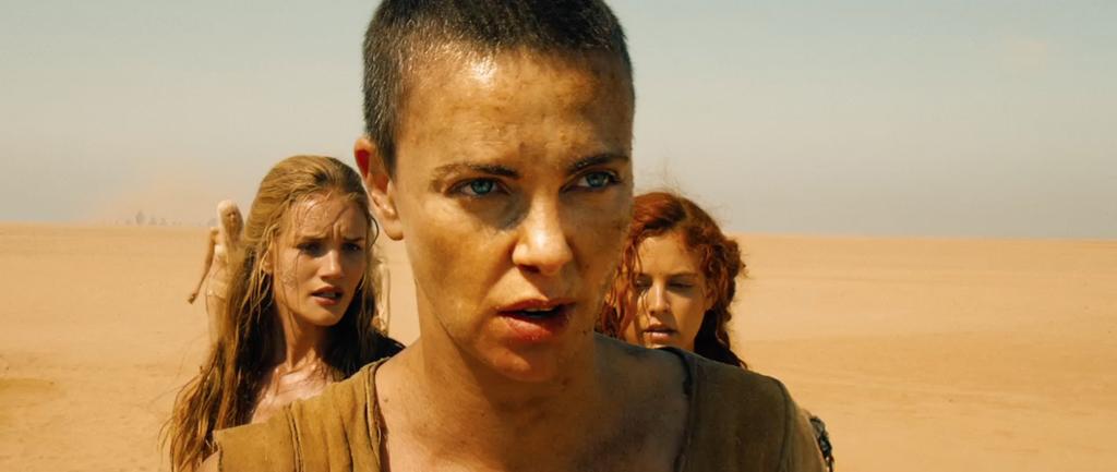 Mad Max Fury Road Screenshot Charlize Theron Imperator Furiosa 1