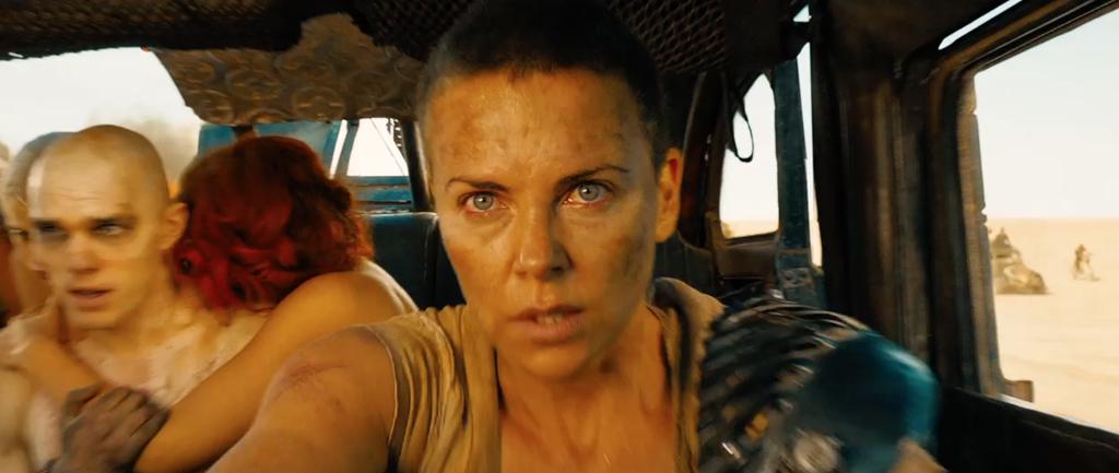 Mad Max Fury Road Screenshot Charlize Theron Imperator Furiosa 2