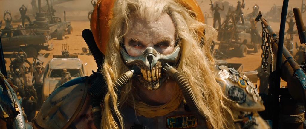 Mad Max Fury Road Screenshot Immortan Joe Hugh Keays-Byrne 1