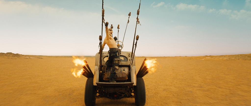Mad Max Fury Road Screenshot Josh Helman Slit 4