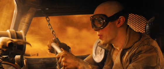 Mad Max Fury Road Screenshot Nicholas Hoult Nux 1