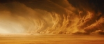 Mad Max Fury Road Screenshot San Storm Clouds