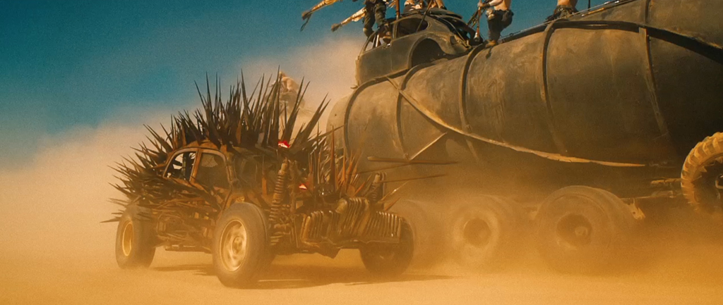 Mad Max Fury Road Screenshot Spike Car