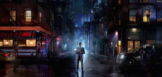 Netflix Streaming Report Marvel's Daredevil