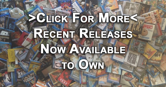 New Movie TV Video Game Releases on DVD and Blu-ray