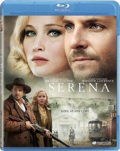 Serena Blu-ray Box Cover Art