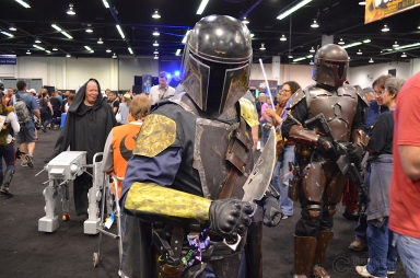 Star Wars Celebration 2015 Boba Fett Assassin 2