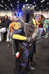 Star Wars Celebration 2015 Boba Fett Assassin 3