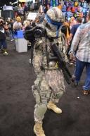 Star Wars Celebration 2015 Boba Fett US Army
