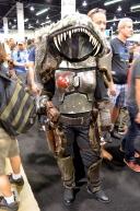 Star Wars Celebration 2015 Bounty Hunter
