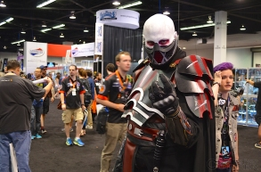 Star Wars Celebration 2015 Darth Malgus 2