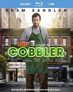 The Cobbler Blu-ray Box Cover Art