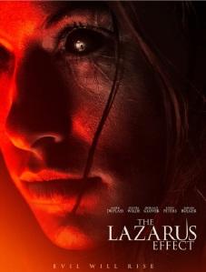The Lazarus Effect Blu-ray Box Cover Art