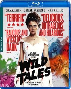 Wild Tales  Blu-Ray Box Cover Art