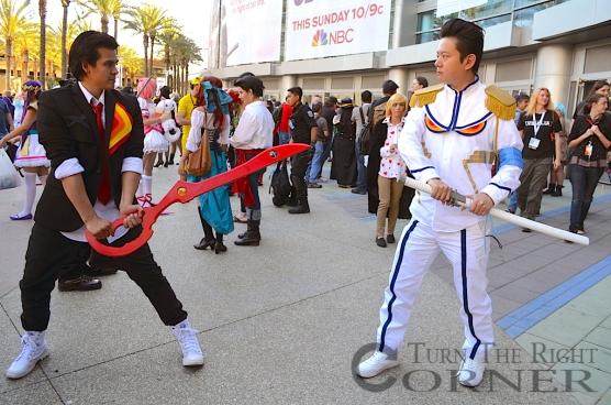 WonderCon 2015 Crossplay Kill la Kill Ryuko Satsuki