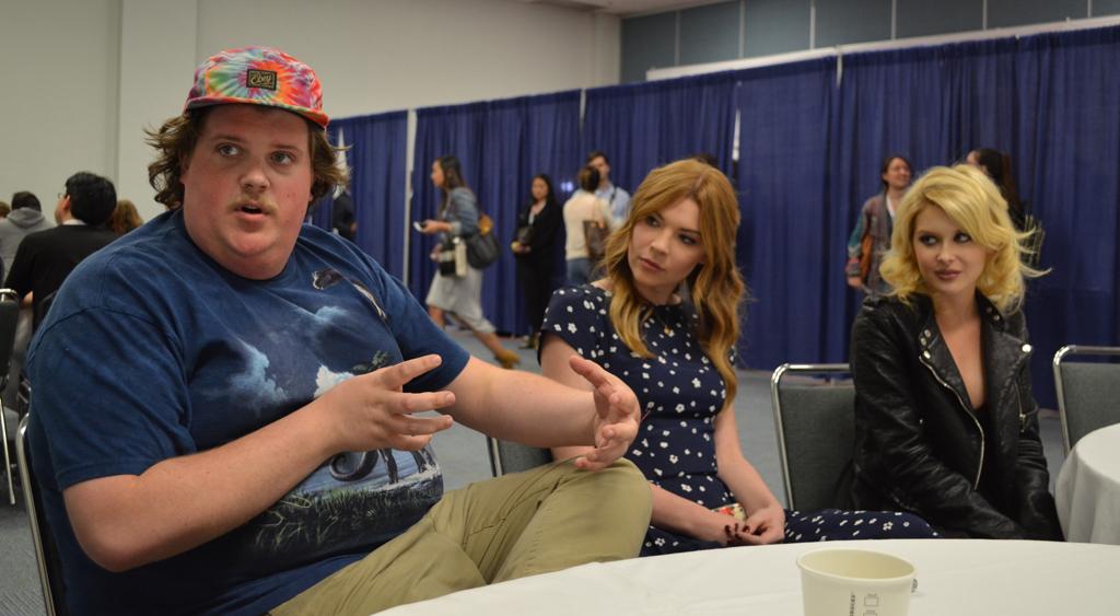 WonderCon 2015 Unfriended Cast Q&A