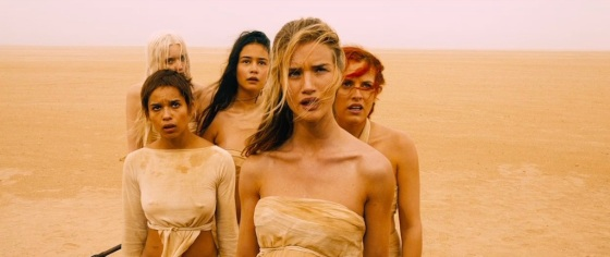 WonderCon 2015 Warner Bros. 'Mad Max Fury Road' Clips