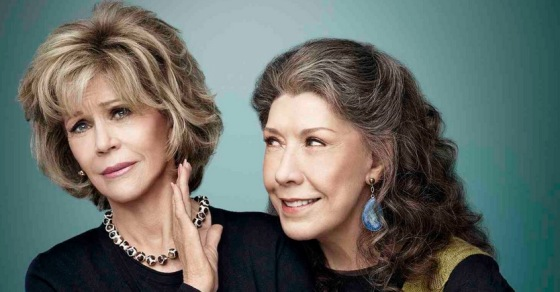 Grace and Frankie NetflixGrace and Frankie Netflix