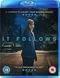 It Follows Blu-ray Box Cover Art
