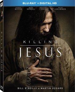 Killing Jesus Blu-Ray Box Cover Art