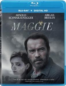 Maggie Blu-ray Box Cover Art