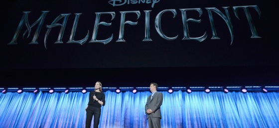 Maleficent D23 Expo 2013