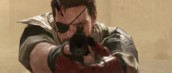 Metal Gear Solid V Phantom Pain Online 16 Player Support